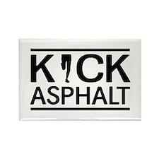 Kick asphalt Magnets
