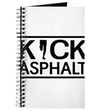 Kick asphalt Journal