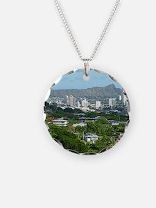 Honolulu, Hawaii Necklace
