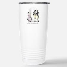 Funny Elizabeth bennet Travel Mug