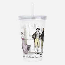 Cool Darcy Acrylic Double-wall Tumbler