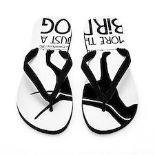 PointerRescue Org logo 2014 Flip Flops