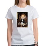 The Queen's Tri Cavalier Women's T-Shirt