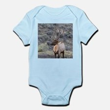 bull elk Body Suit