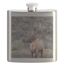 Unique Elk Flask
