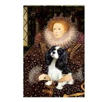 The Queen's Tri Cavalier Postcards (Package of 8)