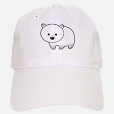 Cute Polar Bear Baseball Baseball Cap