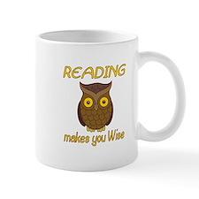 Reading Wise Mug