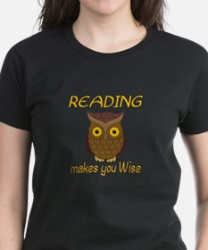Reading Wise Tee