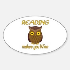 Reading Wise Decal