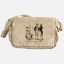 Cool Mr. bennet Messenger Bag