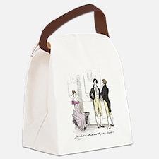 Unique Thompson Canvas Lunch Bag