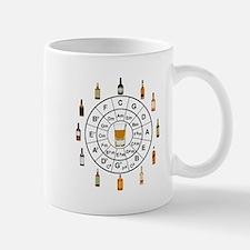 Circle of Whiskey 5th Mugs