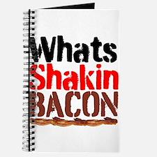 Whats Shakin Bacon Journal