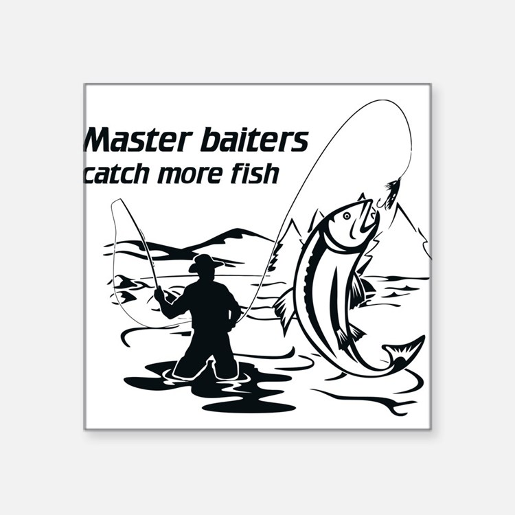 Master baiters catch more Sticker
