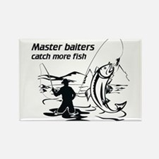 Master baiters catch more Magnets