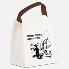 Master baiters catch more Canvas Lunch Bag