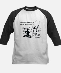 Master baiters catch more Baseball Jersey