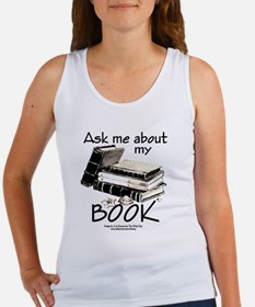 Pocket Design: Ask Me About My Bo Women's Tank Top