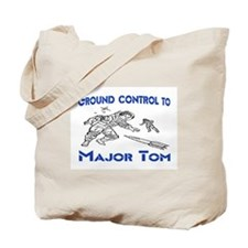 MAJOR TOM Tote Bag
