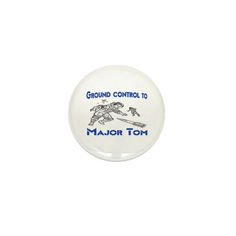 MAJOR TOM Mini Button (10 pack)