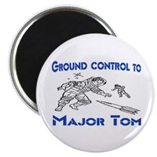 MAJOR TOM Magnet
