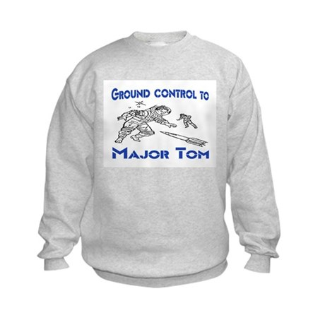 MAJOR TOM Kids Sweatshirt