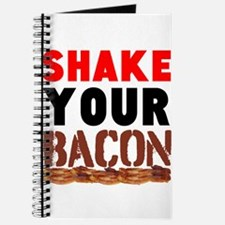 Shake Your Bacon Journal
