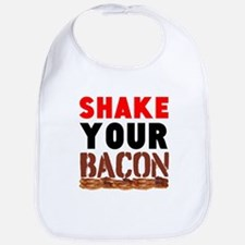 Shake Your Bacon Bib