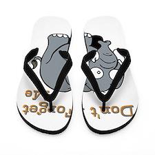 Dont Forget Me ~ Flip Flops