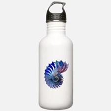 Unique Seashell Water Bottle