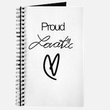 Proud Lovatic Journal