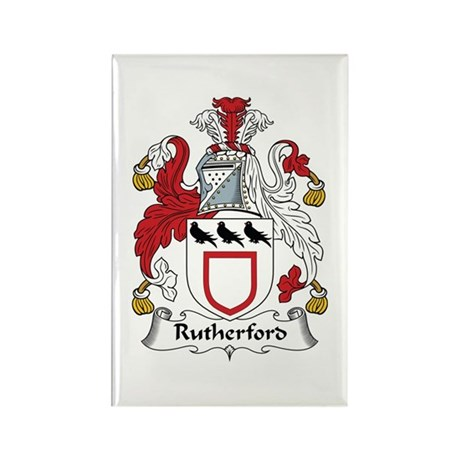 Rutherford Rectangle Magnet (10 pack)