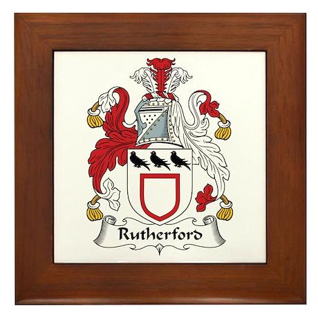Rutherford Framed Tile