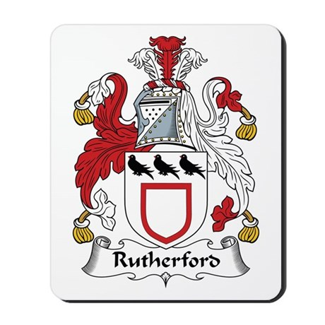 Rutherford Mousepad