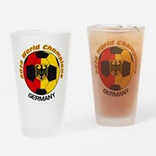 2014 World Champions Germany Drinking Glass