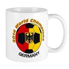 2014 World Champions Germany Mugs