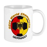 Deutsch Coffee Mugs
