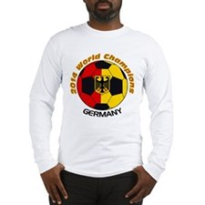 2014 World Champions Germany Long Sleeve T-Shirt
