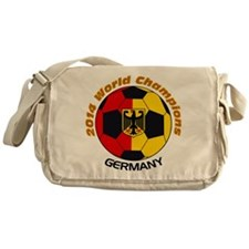 2014 World Champions Germany Messenger Bag