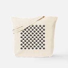 Unique Inkblot Tote Bag