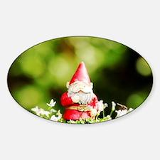 Cute Dandelion gnome Decal