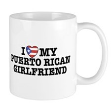 I Love My Puerto Rican Girlfriend Mug