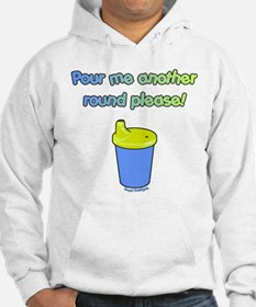 Pour Me Another Round Hoodie