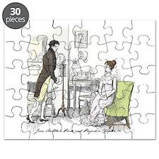 Unique Jane austen Puzzle
