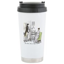 Funny Mr. bennet Travel Mug