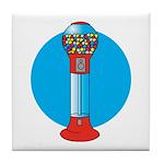 Gumball Machine Tile Coaster