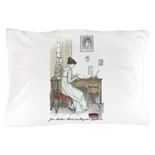 Unique Pride prejudice Pillow Case