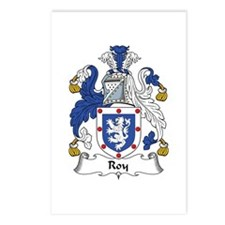 Roy Postcards (Package of 8)