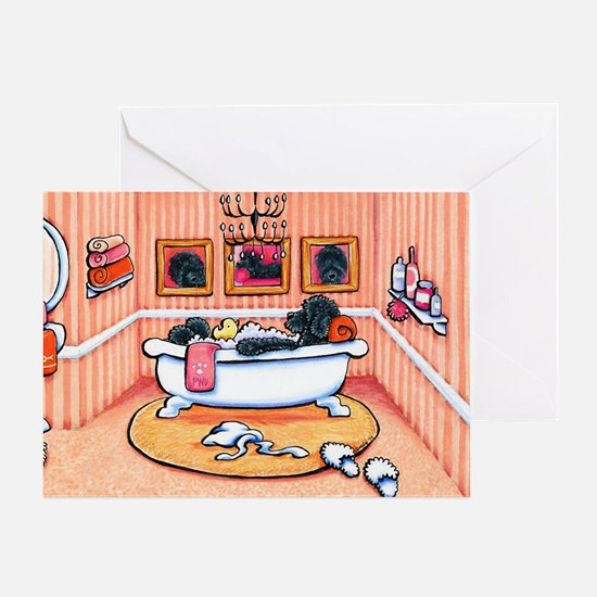 Just 5 More Minutes Greeting Cards